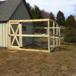 Farm and Homestead Projects
