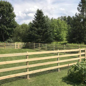 Board Fences